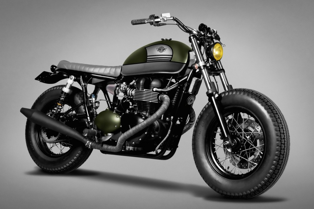 triumph bonneville custom 2 1200 800 garage moto. Black Bedroom Furniture Sets. Home Design Ideas