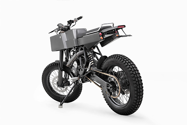Thrive Motorcycle Yamaha Scorpio