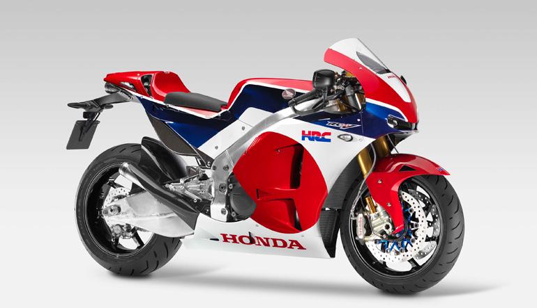 Honda RC213V-S : MotoGP homologuée